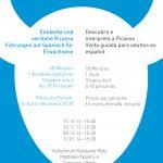 Del azul al minotauro – Descubre e interpreta a Picasso