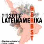 Festival Otoño Latinoamericano  del 11/09/17 al 21/12/17